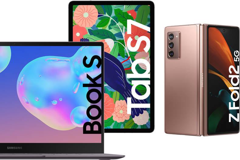 Mobile Devices von Samsung