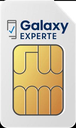 Galaxy EXPERTE LTE All 5 GB - 12,99 EUR monatlich - Vertragslaufzeit: 24 Monate