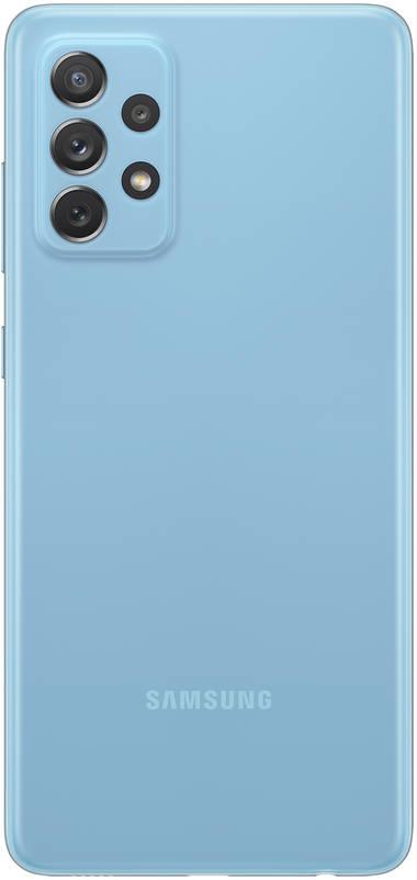 Samsung Galaxy A72 Blue
