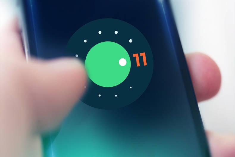Das Update auf Android 11