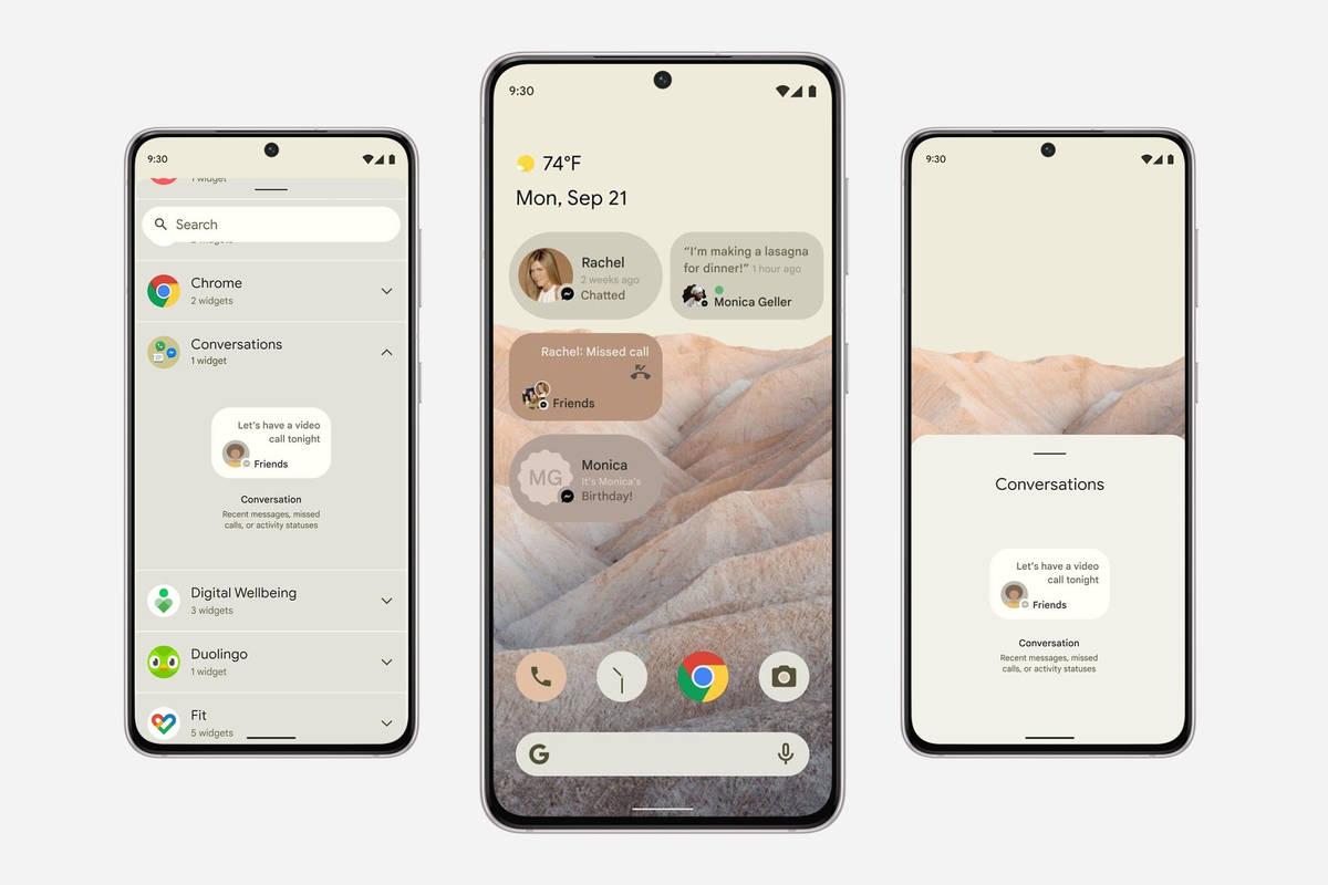 Diese Neuerungen bringt das Update auf Android 12 mit sich