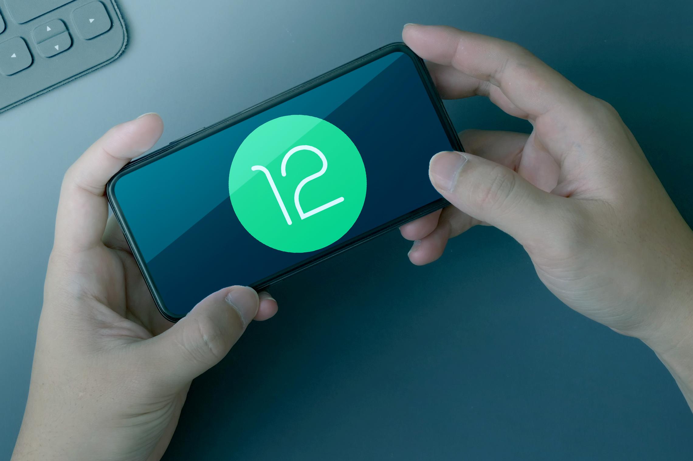 Vorschau auf Android 12