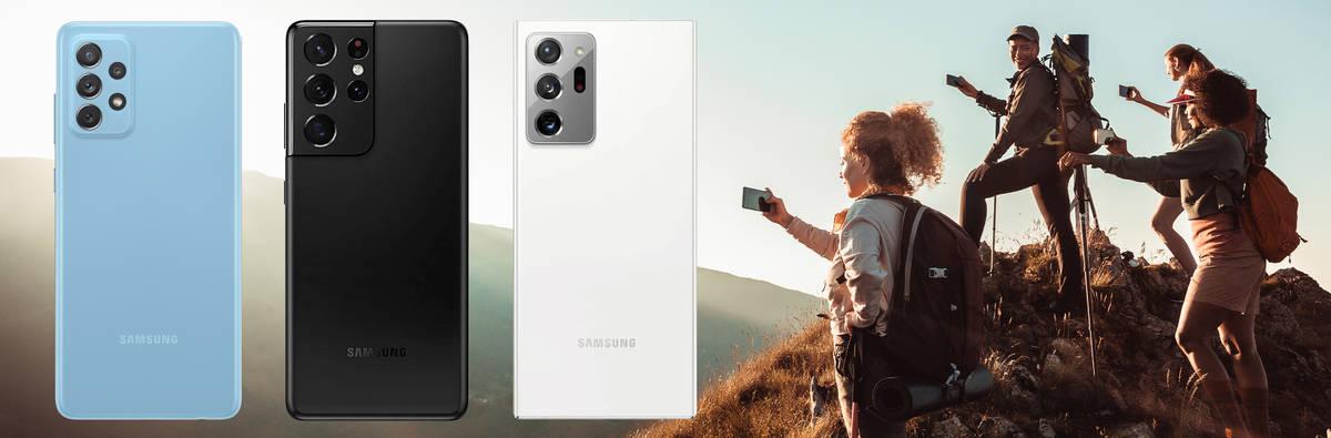 Beste Handy-Kamera von Samsung