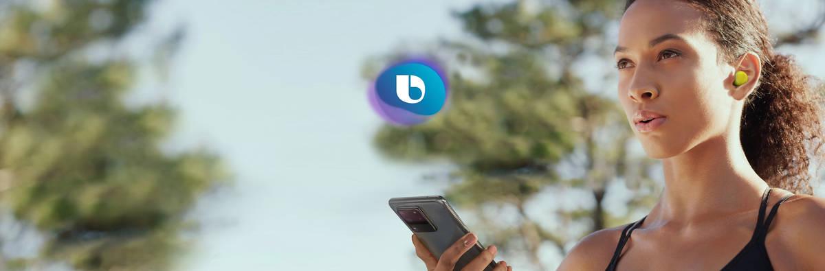 Bixby: Samsungs Assistent in der Kurzvorstellung