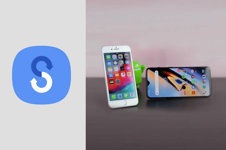 """Datentransfer mit der App """"Smart Switch"""" von Samsung"""