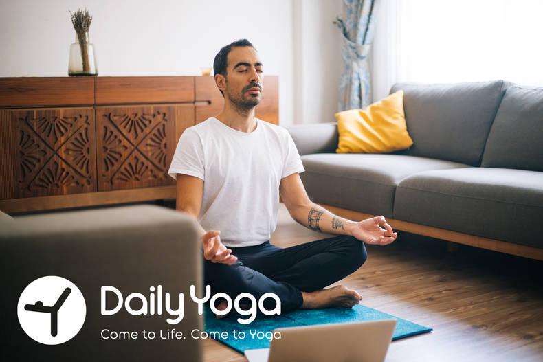 Daily Yoga – Sport gebündelt mit Ruhe und Meditation
