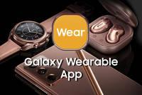 Nutzung der Galaxy Wearable App (Samsung Gear): so geht´s