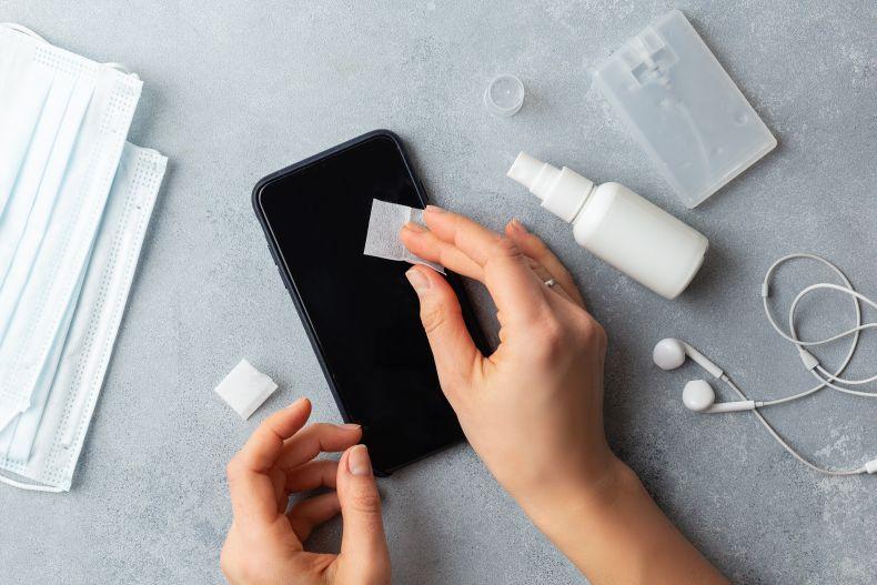 Grundlagen in Sachen Handy-Hygiene