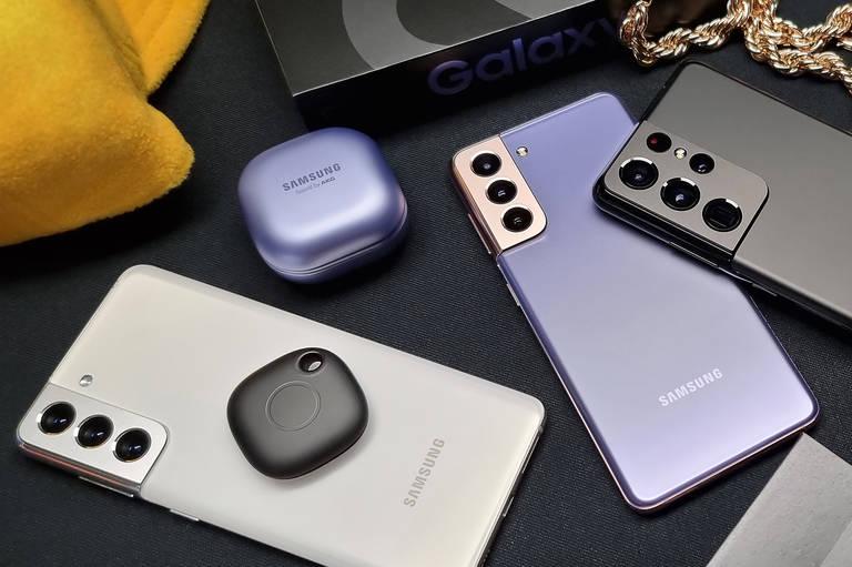 Samsung-Handys 2021