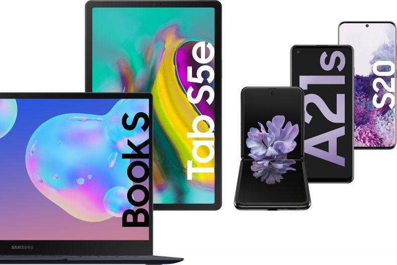 Große Auswahl an refurbished Geräten bei Galaxy EXPERTE