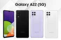 Galaxy A22 & A22 5G: Einsteiger-Handys mit starken Specs