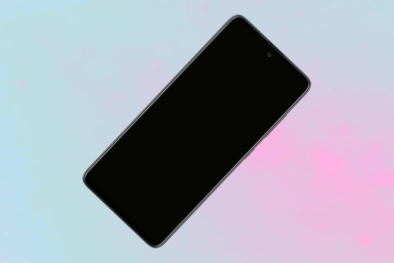 Galaxy A51 – großes Display mit HD+ Auflösung
