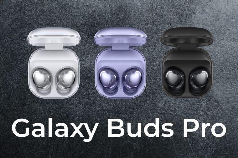 Die Galaxy Buds Pro im Test: Samsung Bluetooth-Kopfhörer