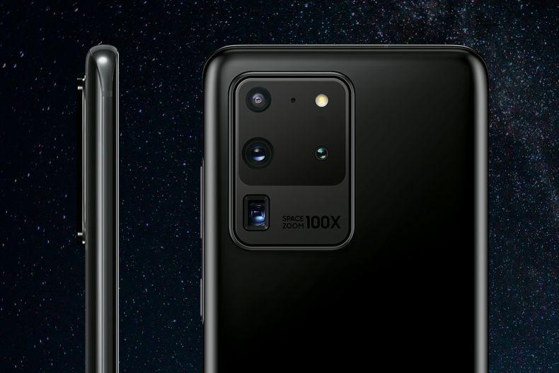 Videoaufnahmen mit dem Galaxy S20 Ultra