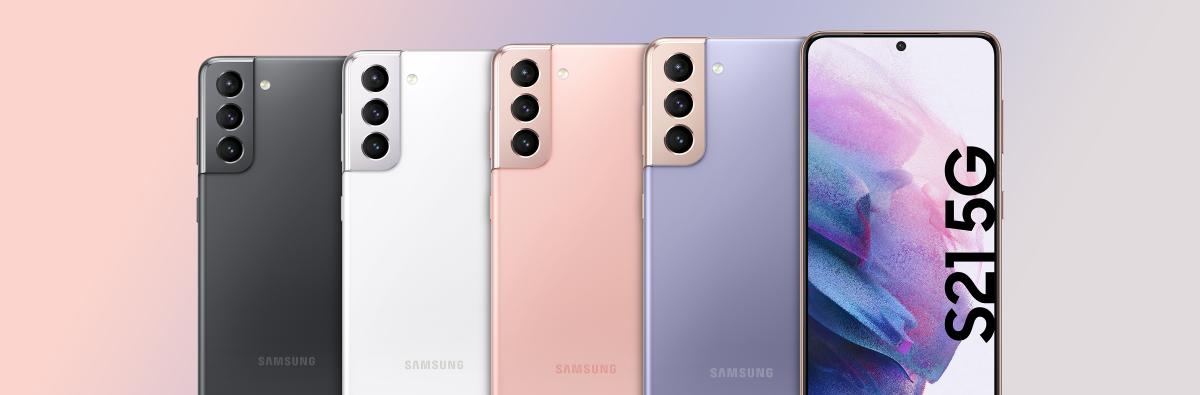Galaxy S21: Die neue Oberklasse-Serie von Samsung