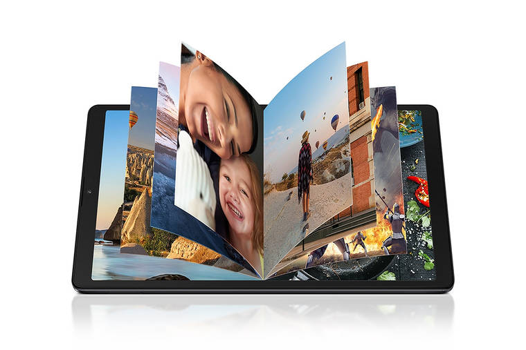 Das Galaxy Tab A7 Lite als vollwertiges Mitglied des Galaxy Ökosystems
