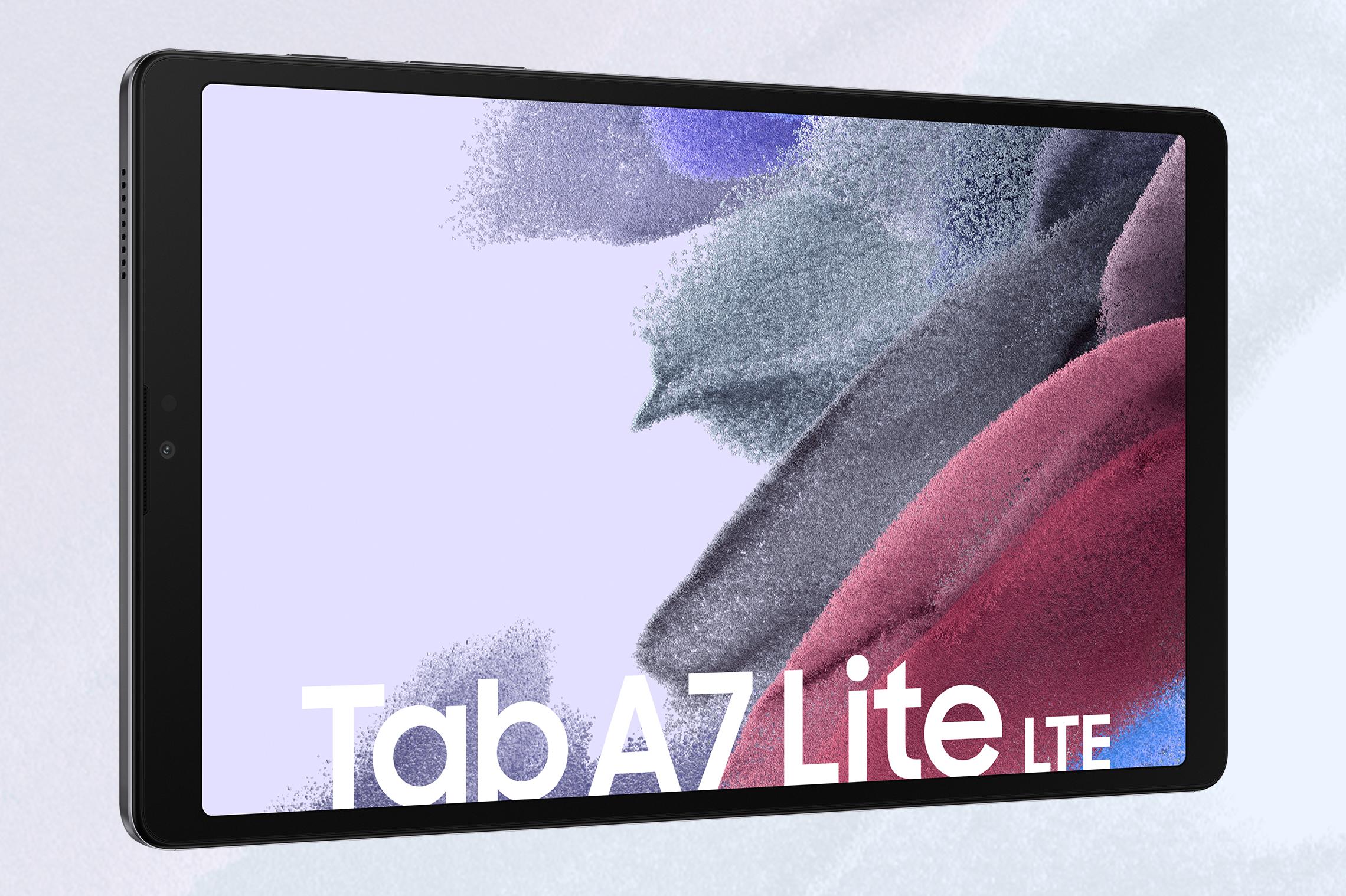Samsung Galaxy Tab A7 Lite: Was kann das Einsteiger-Tablet?