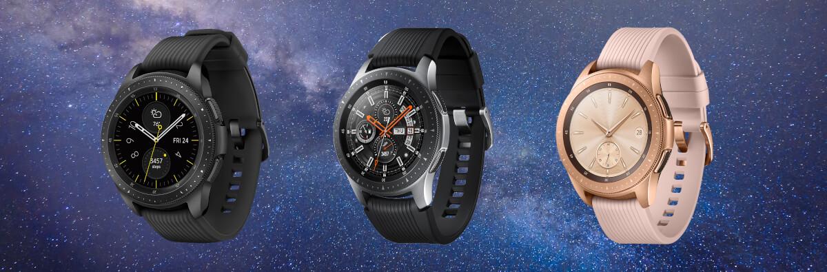 Samsung Galaxy Watch: Die smarte Uhr von Samsung