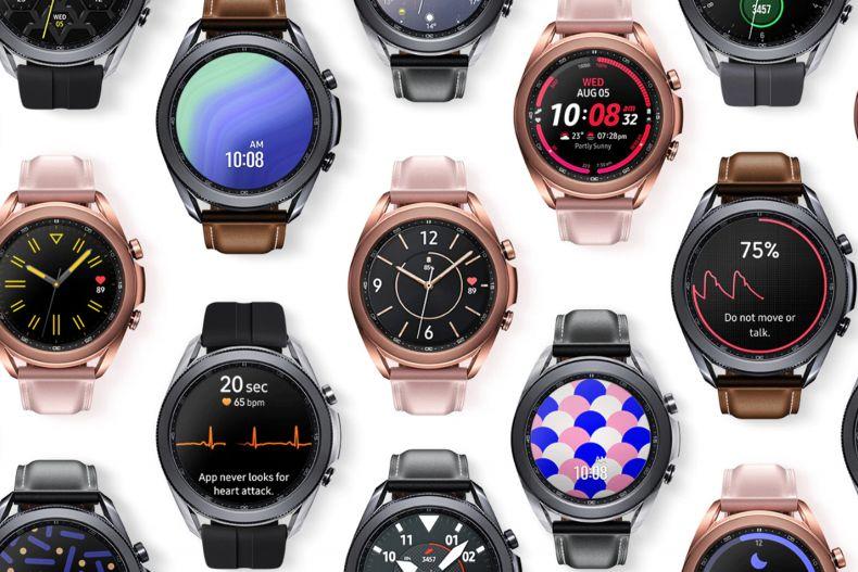 Samsung Galaxy Watch3 - Fitness- und Gesundheitsdaten dank smarter Features immer im Blick behalten