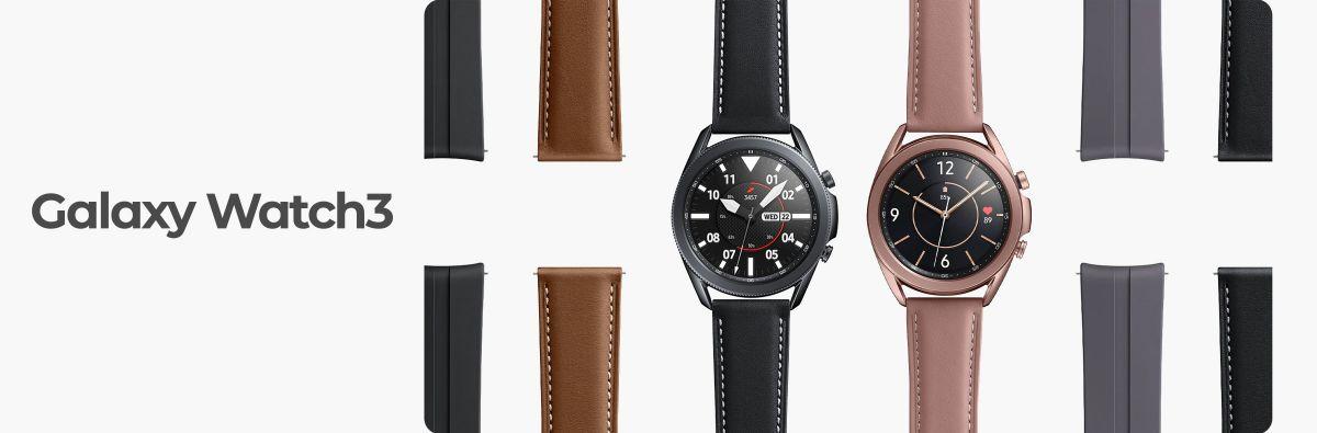 Samsung Galaxy Watch3: Alle Details zur Smartwatch