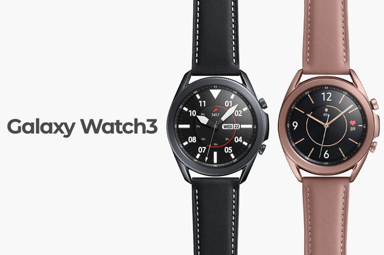Samsung Galaxy Watch3: Alle Details zur Smartwatch