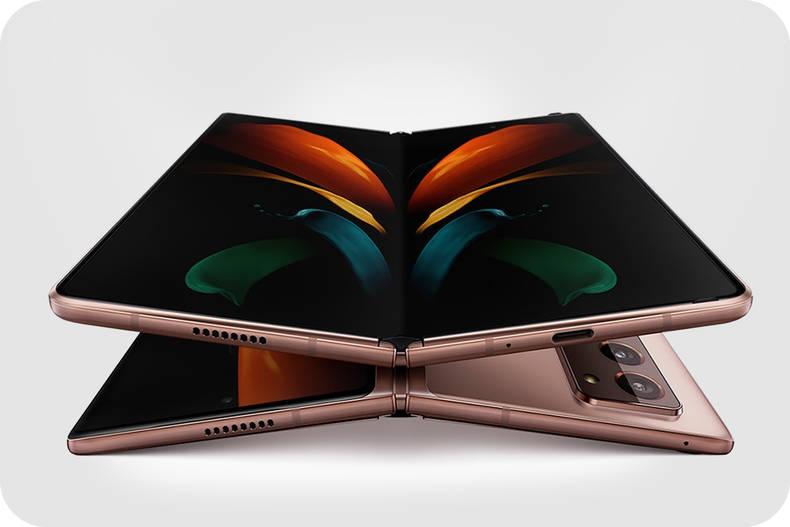 Ein Tablet für die Hosentasche – dank faltbarem Display