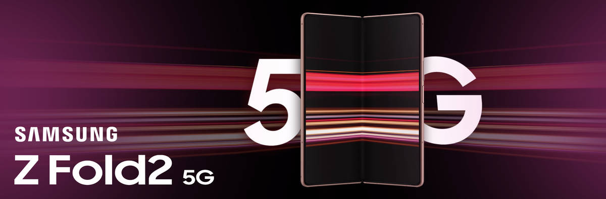 Das neue Samsung Galaxy Z Fold2 5G