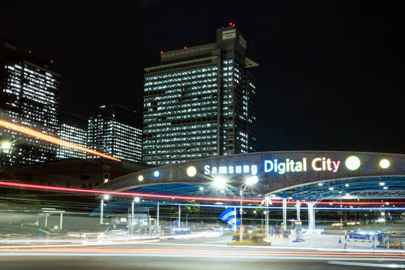 Samsung im 21. Jahrhundert: ein Vorreiter des digitalen Zeitalters