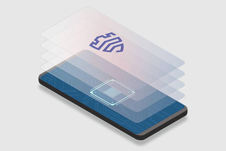 Wie schützt Samsung Knox persönliche Daten?