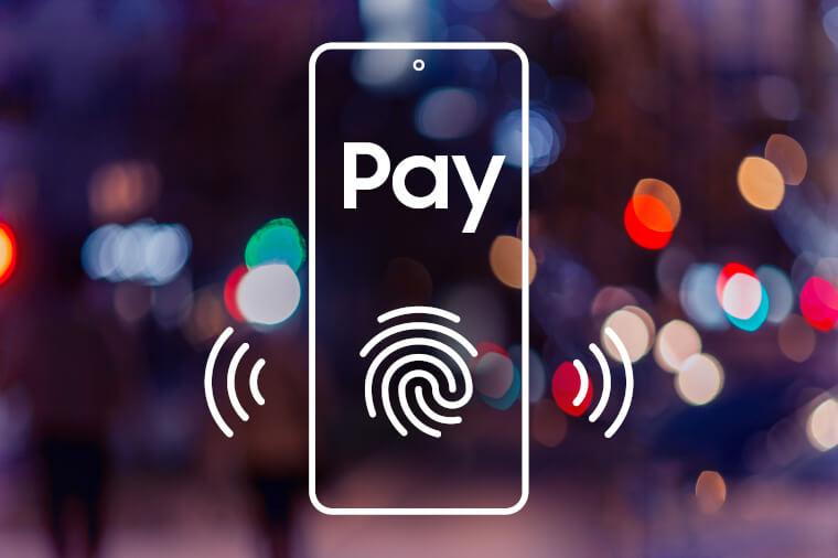 Mobiles Bezahlen mit Samsung Pay