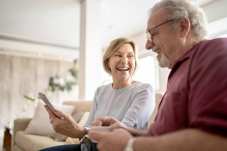 Was macht ein gutes Senioren-Smartphone aus?