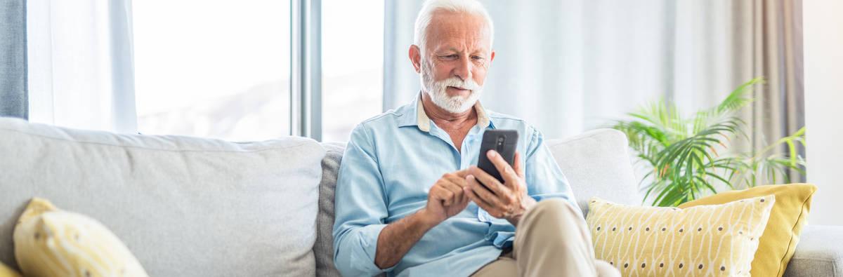 Senioren-Smartphones: Alle Informationen im Überblick