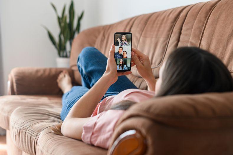 Sprach- oder Videoanrufe über WhatsApp