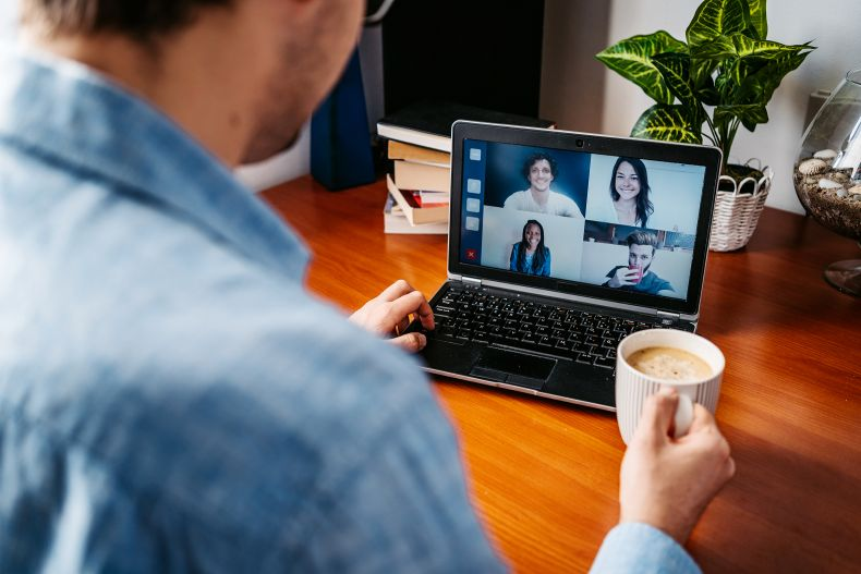 Videokonferenzen mit Zoom